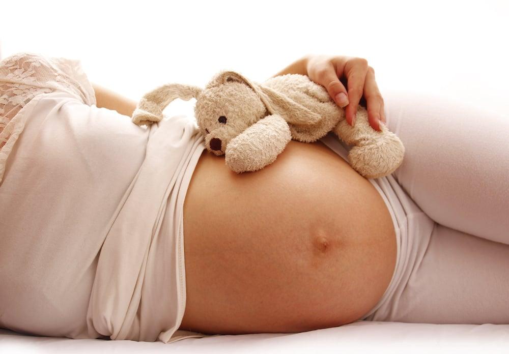 ventre femme enceinte anti-vergeture