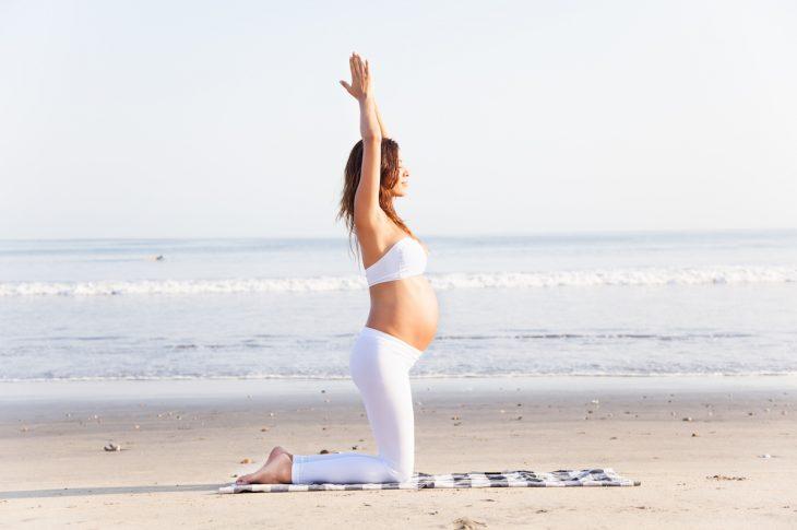 Bien-être femme enceinte sport