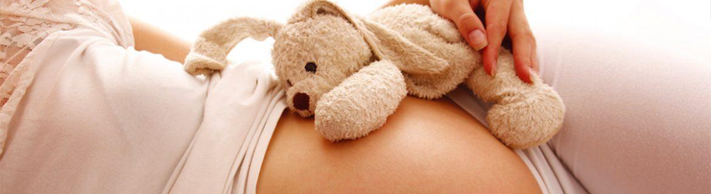 Ventre pendant grossesse