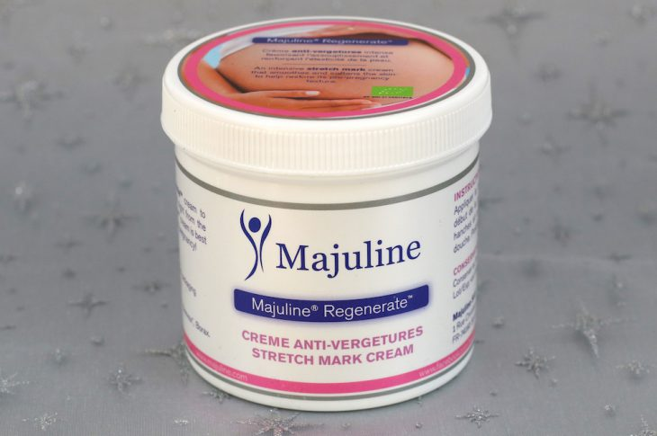 Crème anti-vergetures intense Majuline® Regenerate™ Bio